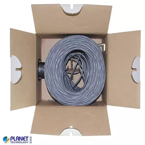 CP-C6-ST-1K-GY Ethernet Cable Gray Open Box