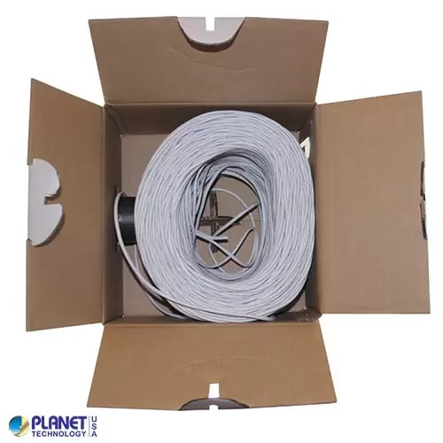 CP-C6-ST-1K-WH Ethernet Cable White OpenBox
