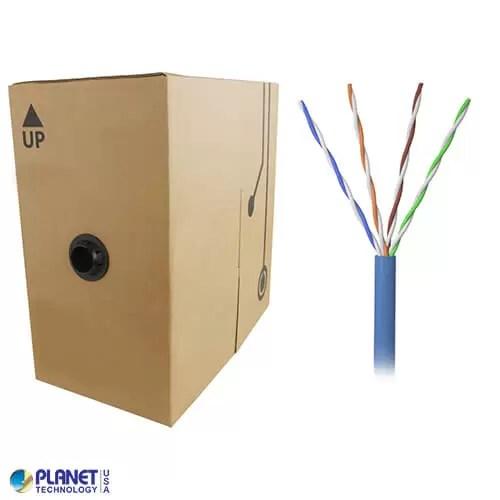 CPE-5E-SD-1K-BL Bulk Ethernet Cable