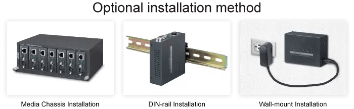 Optional Install Methods