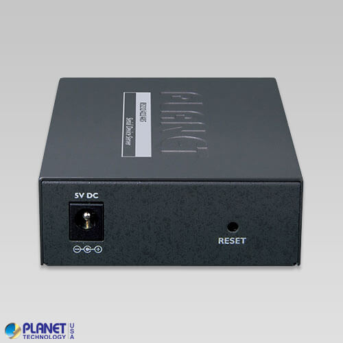 ICS-110 Serial Device Server Back