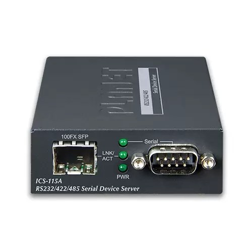 ICS-115A Serial Device Server Front