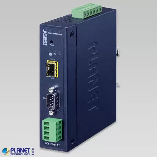 ICS-2105AT Industrial Serial Device Server