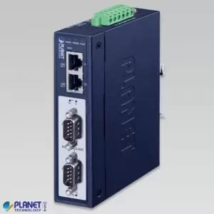 IMG-2200T Industrial 2-Port RS232/422/485 Modbus Gateway