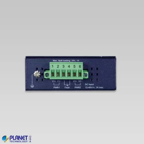 IMG-2200T Industrial Modbus Gateway Top