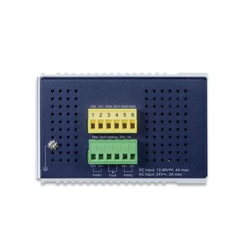 IGS-6325-8T4X Industrial Switch Top