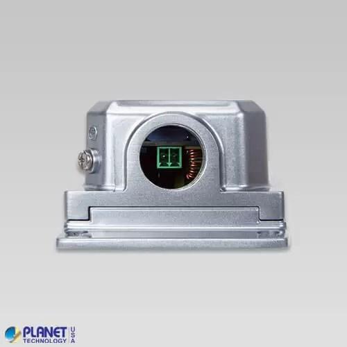 IPOE-165 Industrial PoE Injector Side 1