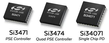 Silicon Labs ICs