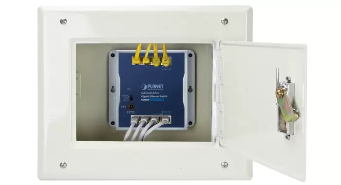 WGS-810 Wall Mount Installation