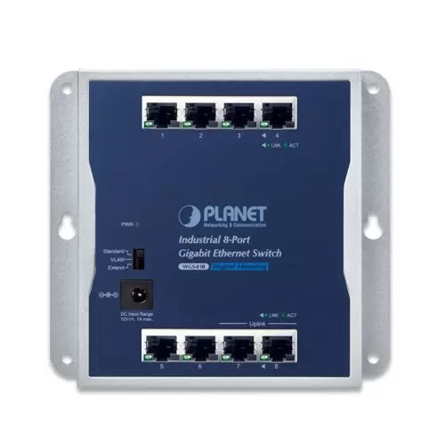 WGS-810 Wall Switch Front