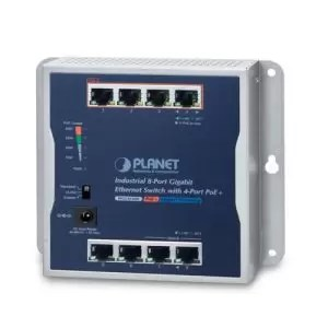 WGS-814HP PoE Switch