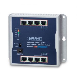 WGS-818HP PoE Switch