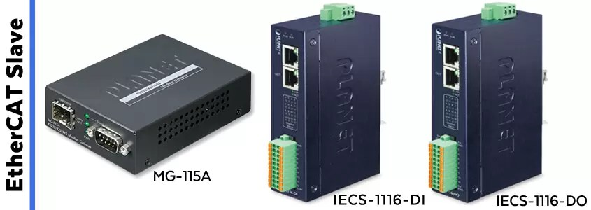 EtherCAT Slave Devices