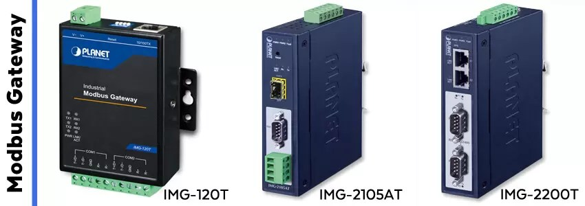 Modbus Gateway Devices