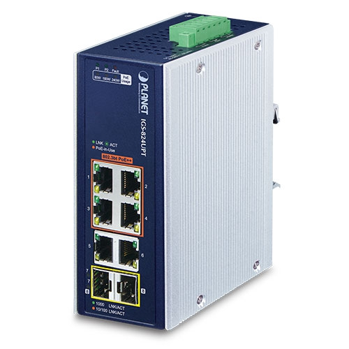 IGS-824UPT PoE Switch