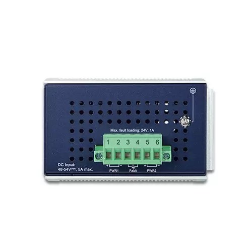 IGS-824UPT PoE Switch Top