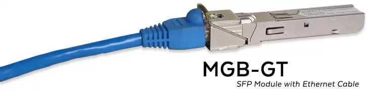 MGB-GT SFP Module