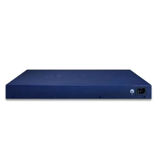 SGS-5240-24P4X Stackable PoE Switch Back