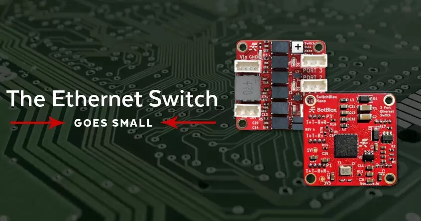 The Ethernet Switch Goes Small