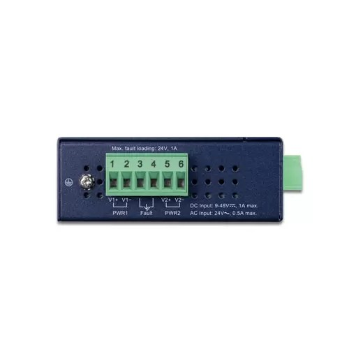 ICS-2102TS Industrial Serial Device Server top