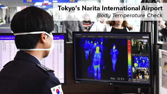 Tokyo's Narita International Airport
