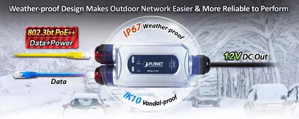 IPOE-175S Features