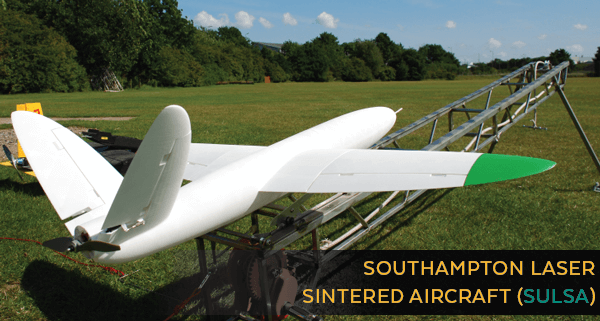 Southampton Laser Sintered Aircraft (SULSA)