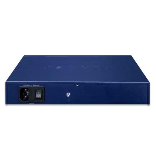 GSD-1121XP PoE Switch Back