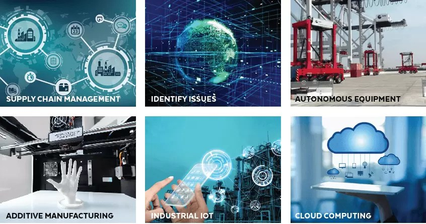 Industry 4.0 Applications