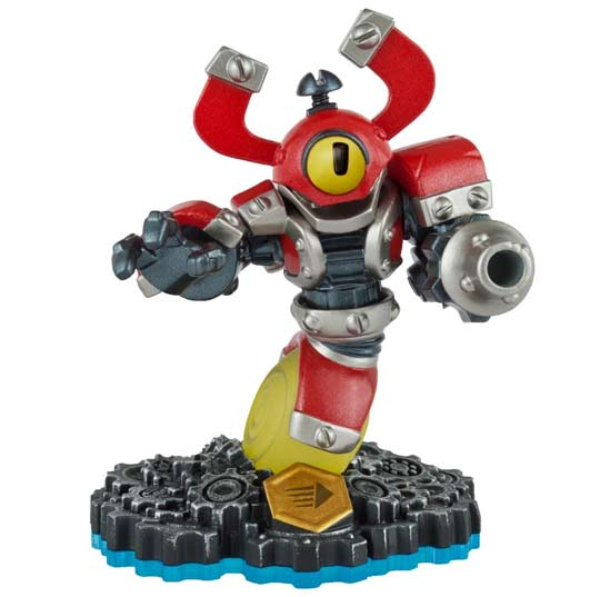 Skylanders Swap Force Figurine Magna Charge