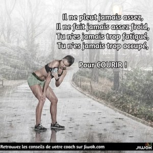 Quand tu en peux plus mais que tu n'abandonnes jamais le sport