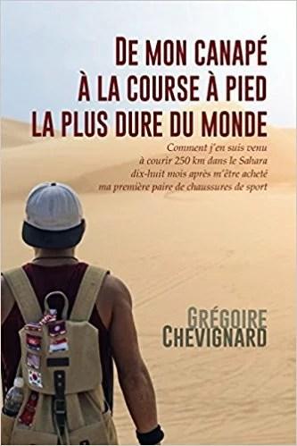 Livre «De mon canapé à la course la plus dure au monde»