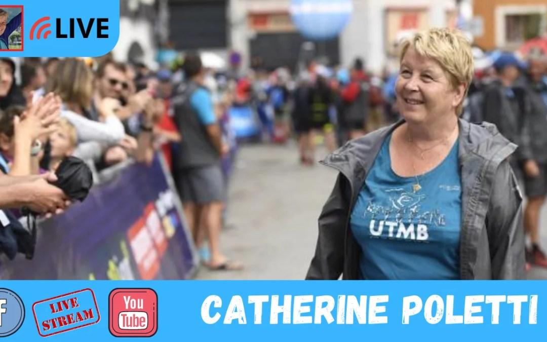 Catherine Poletti – L'UTMB® Créer le trail le plus célèbre du monde