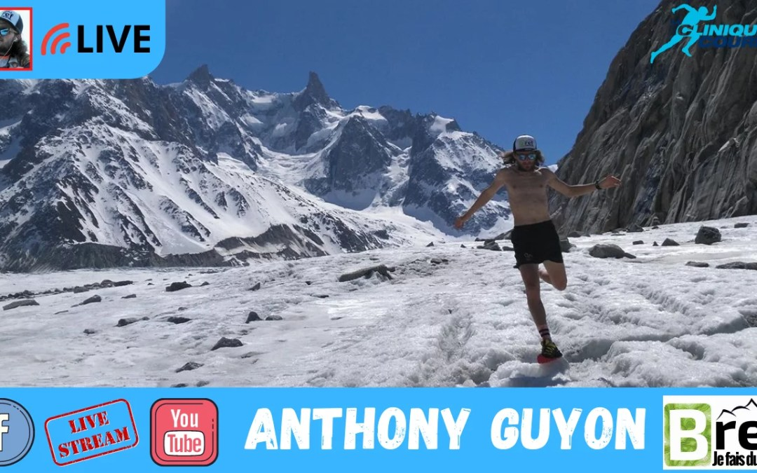 Anthony Guyon – Créer le plus grand groupe Facebook de Trail