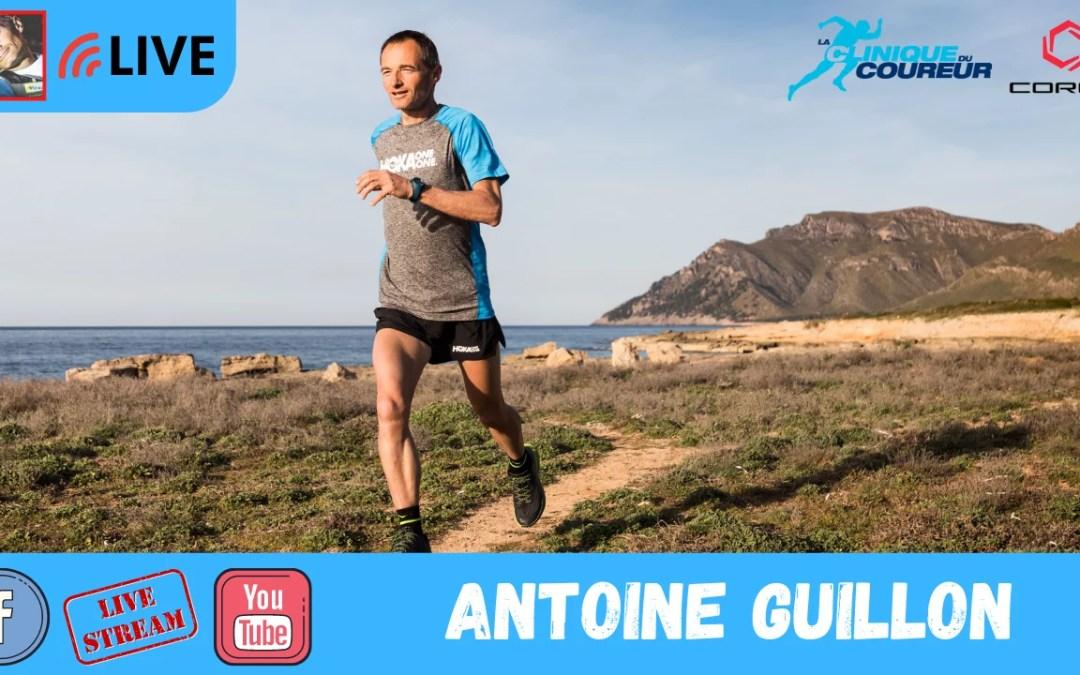 Antoine Guillon – Le métronome du Trail