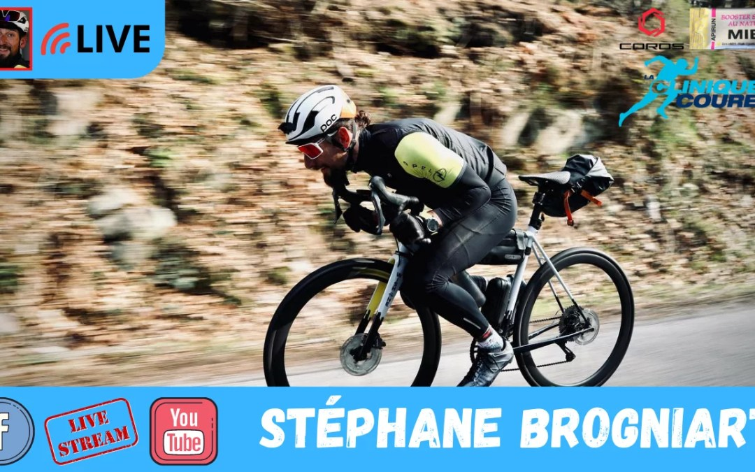 Stéphane Brogniart – Le Tour de France en 20 jours Gallia 480