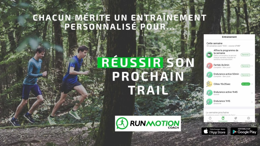 Runmotion coach