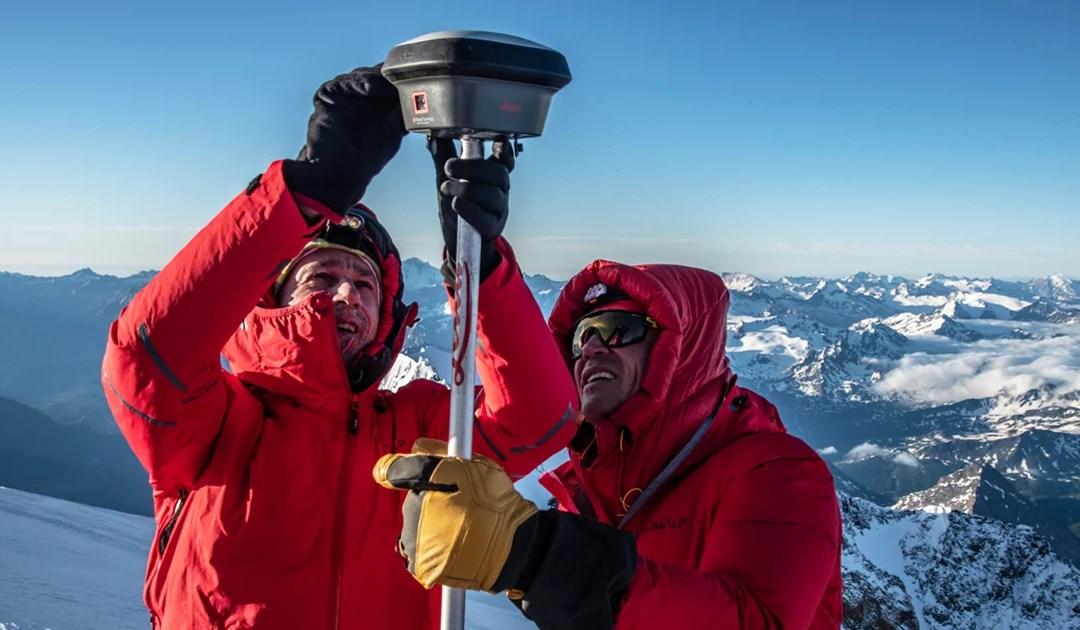 Combien mesure le Mont-Blanc ?