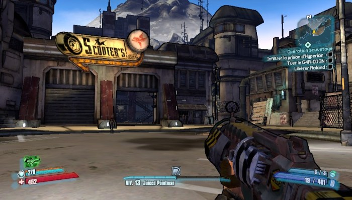 Borderlands 2 version PS Vita
