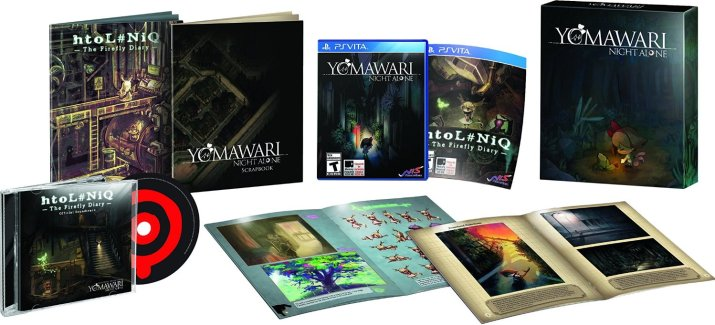 Yomawari Limited Edition