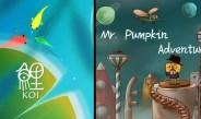 Mr. Pumpkin et Koi arrivent sur PS Vita