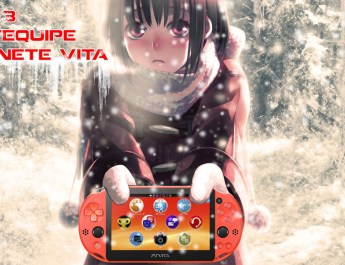 Le top 3 de la rédaction pour passer l'hiver avec sa PSVita