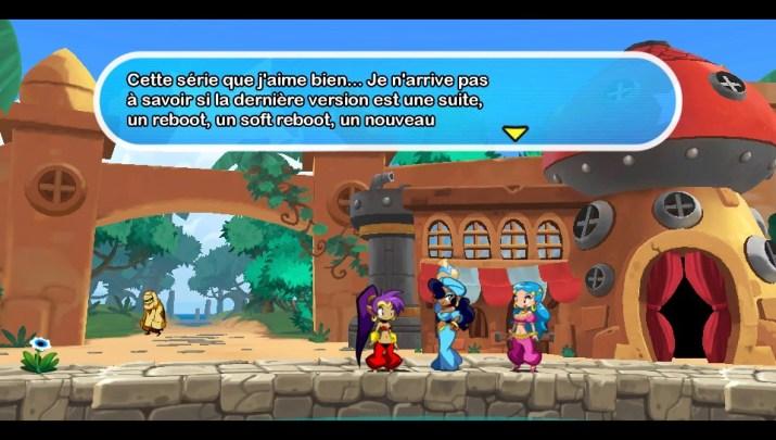 Shantae PSVita