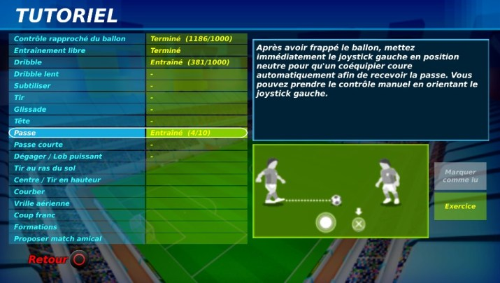 Kick Off Revival PS Vita
