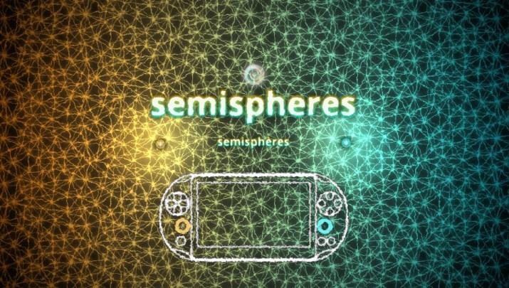 Test Semispheres PS Vita