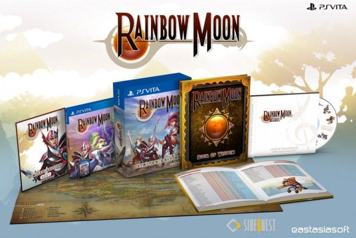 Rainbow Skies & Rainbow Moon arrivent en boîte Play-Asia sur PS Vita avec Eastasiasoft