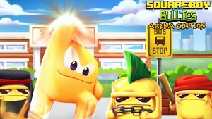 squareboy splash screen