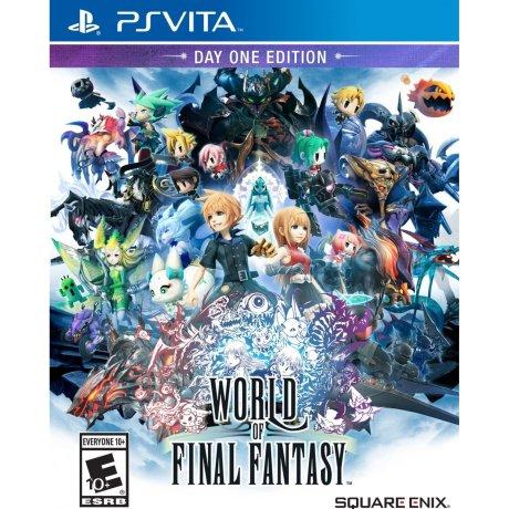 Bon Plan : World Of Final Fantasy à 17,30 €