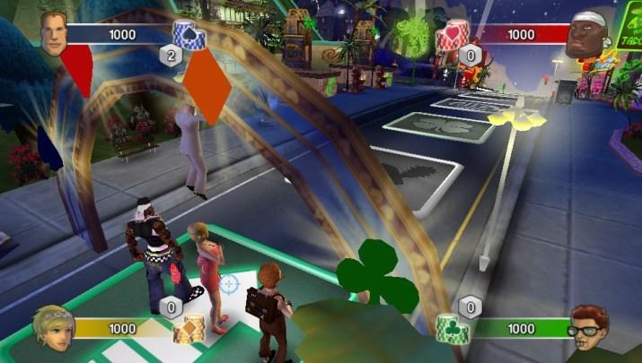 Vegas Party Test PS Vita