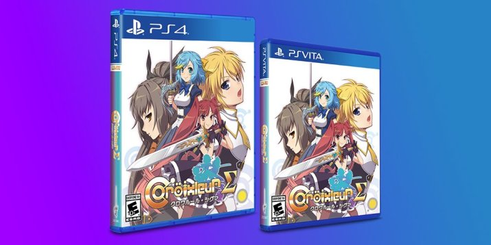 Croixleur Sigma Limited Run PS VIITA PS4